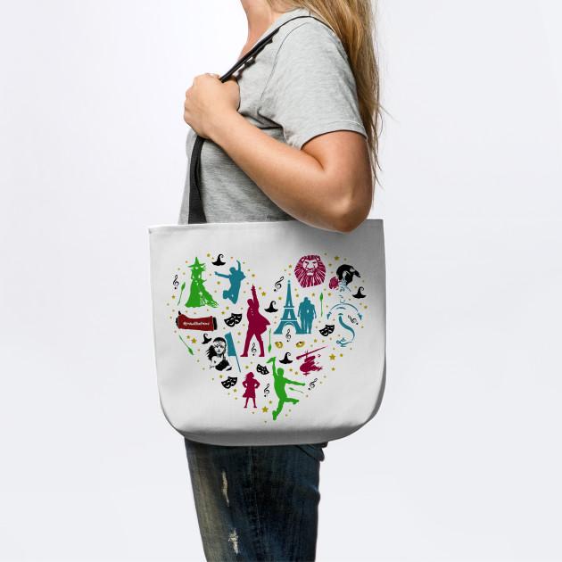 Love Broadway Tote bag