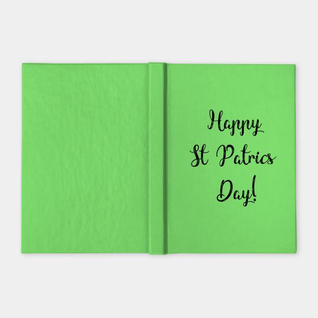 Happy St Patrics Day!