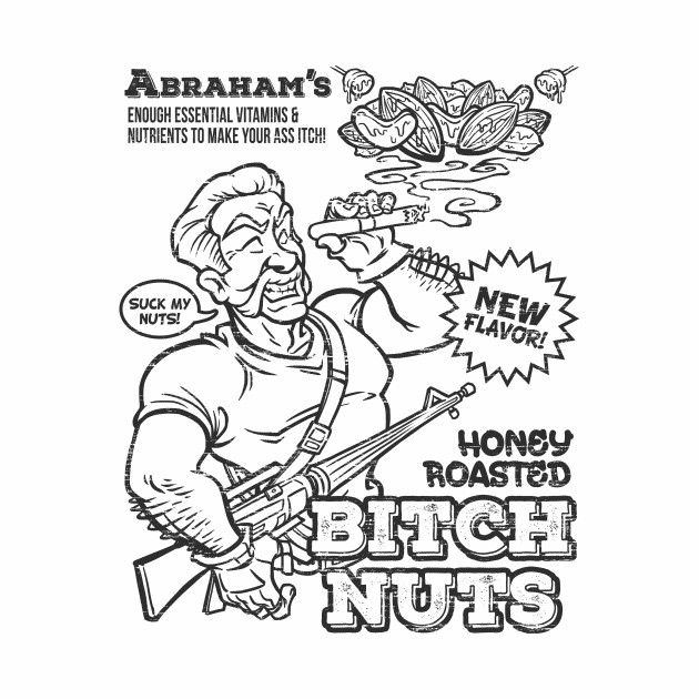 Honey Roasted Bitch Nuts