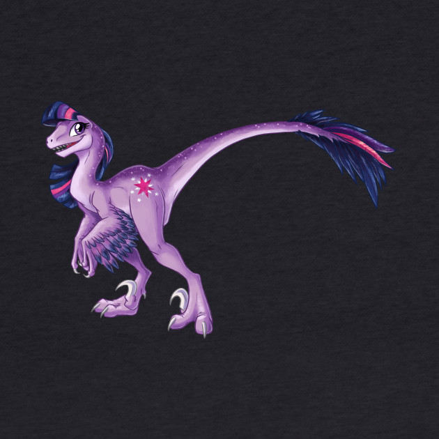 My Little Raptor - Twilight Sparkle