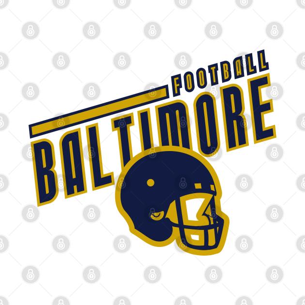 Baltimore Football Team Color