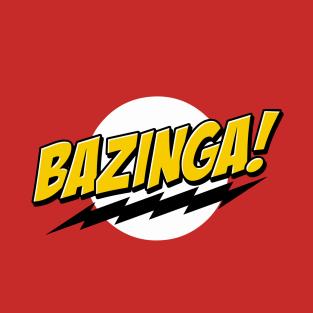 Bazinga! t-shirts