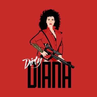 Dirty Diana t-shirts