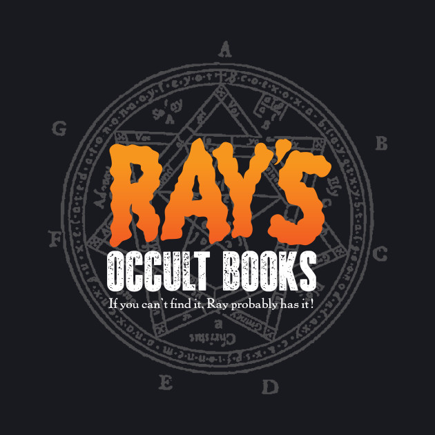Rays Occult Books