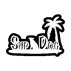 d998e986d Main Tag Sup Dog Paddle Boarding Pegatinas