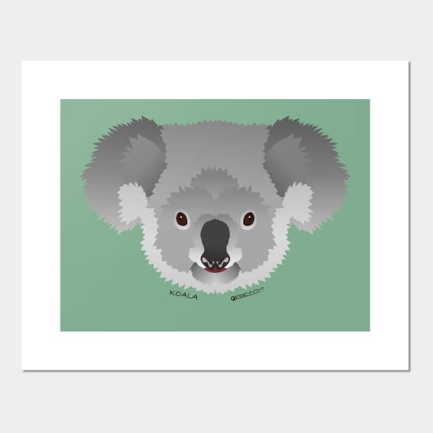 a70119ddc Baby Koala Face