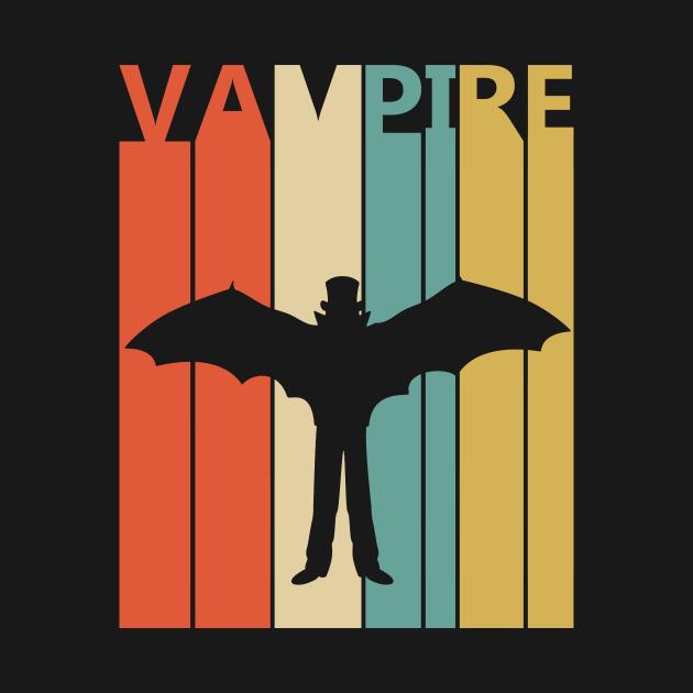 Vintage Vampire Dracula Halloween Costume