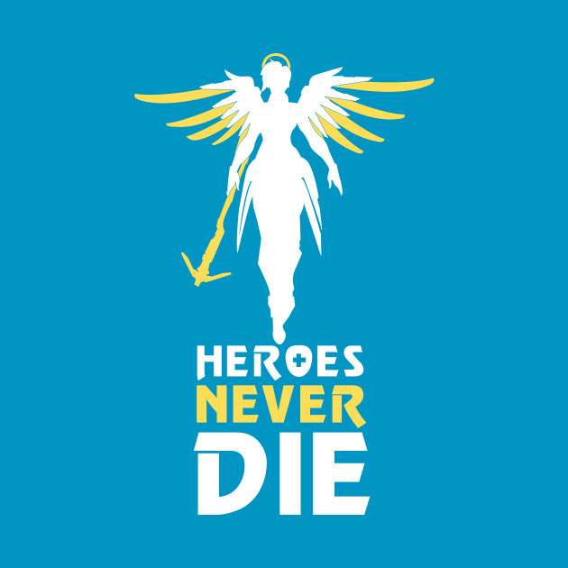Heroes Never Die (Alternate)