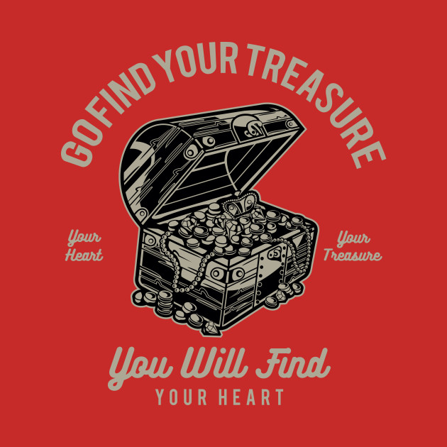 Go Find Your Treasure