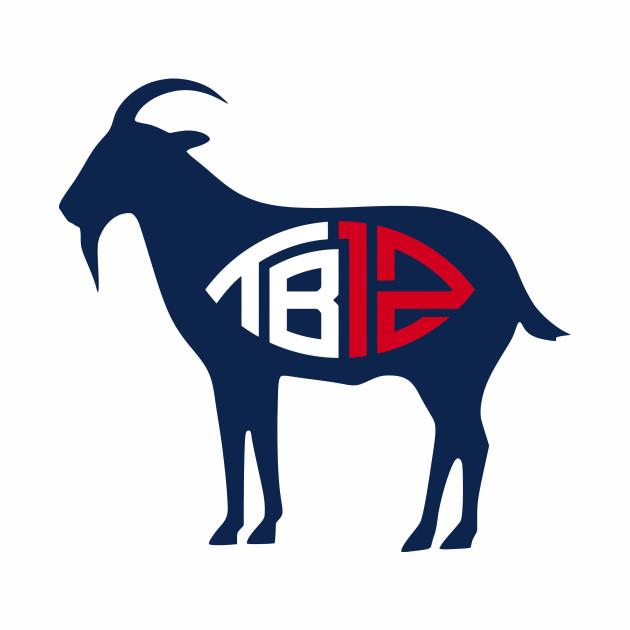 Tom brady TB12 Goat