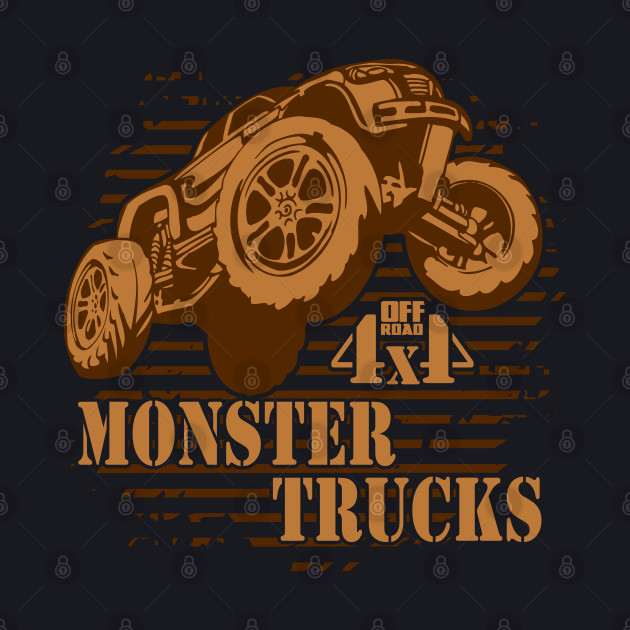 Monster Truck 4x4 Off Road
