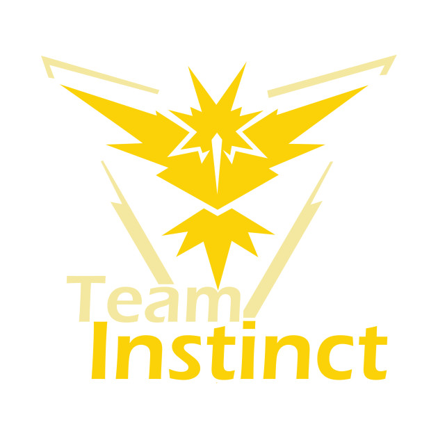 Team Instinct - Pokemon GO