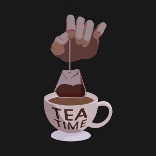 Its Tea Time t-shirts