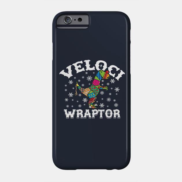 Christmas Veloci Wraptor