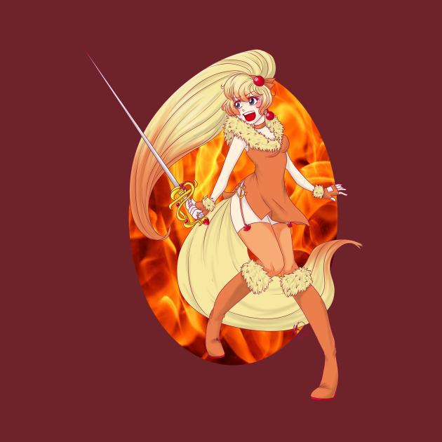 Magical Girl Fox