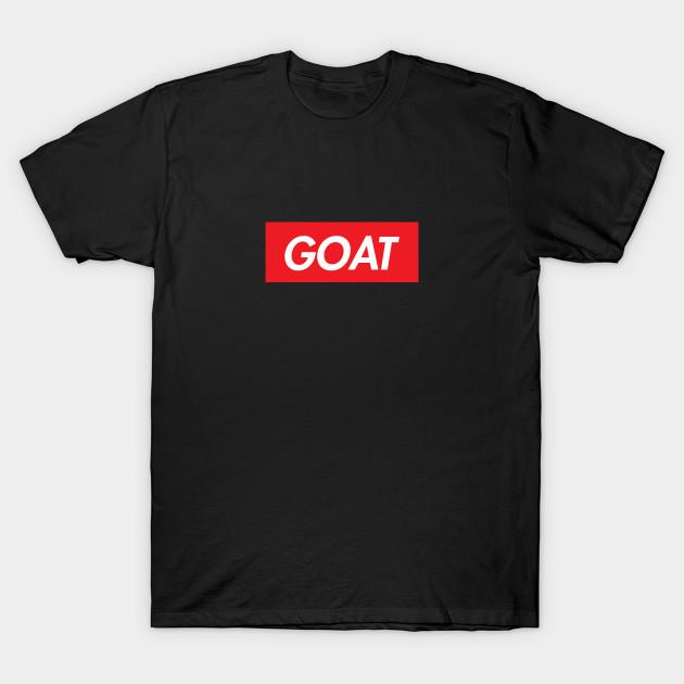 30b54452 Supreme GOAT - Goat - T-Shirt | TeePublic
