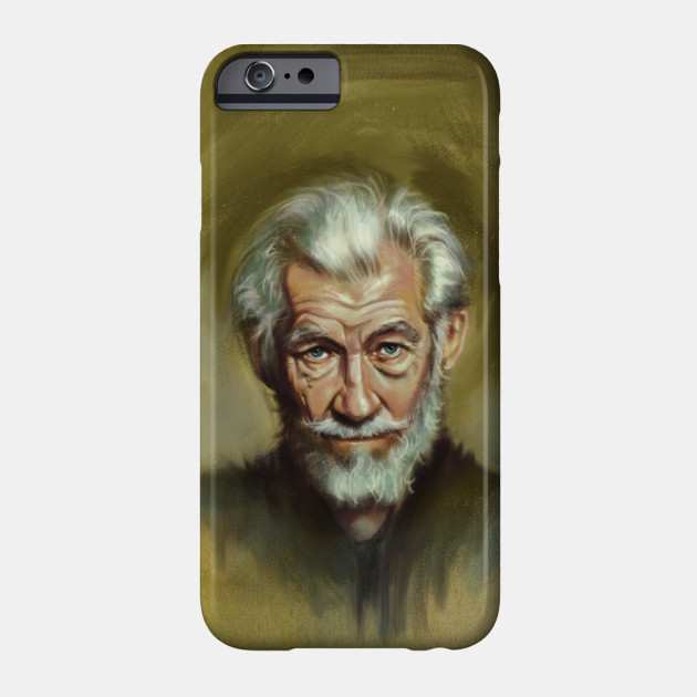 gandalf ian mckellen iphone case