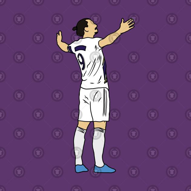 finest selection b702f 20376 Zlatan Ibrahimovic Celebration