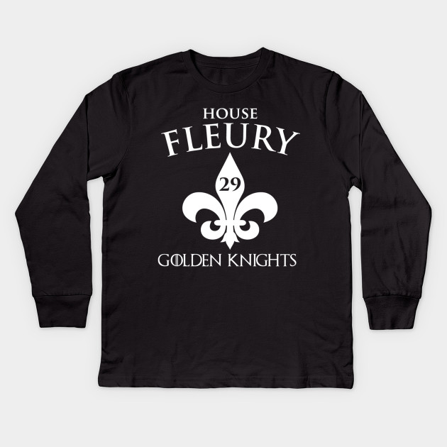 new product 374a2 d9a7f House Fleury 29 Golden Knights
