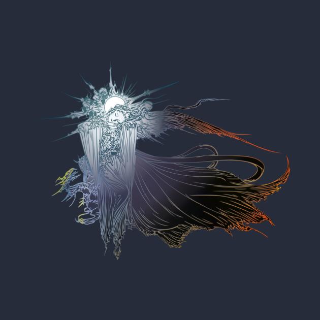 Final Fantasy XV (15) Logo