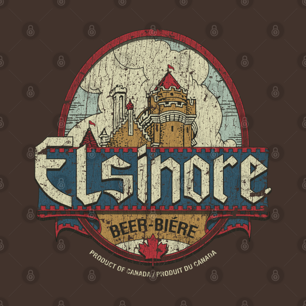 Elsinore Beer 1983