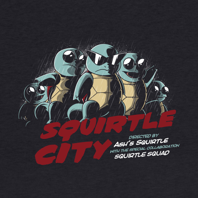 Squirtle City