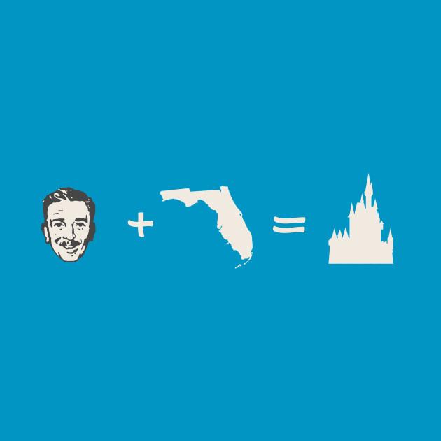 Walt + Florida = WDW 2