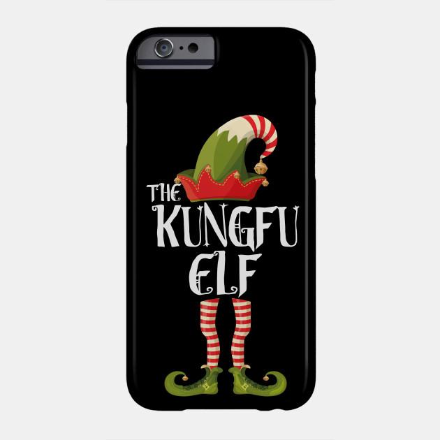 Christmas Phone Case Iphone Xr.Kungfu Elf Family Elf Matching Christmas