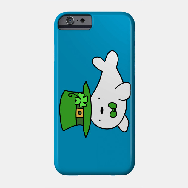 St. Patrick's Day Seal Phone Case
