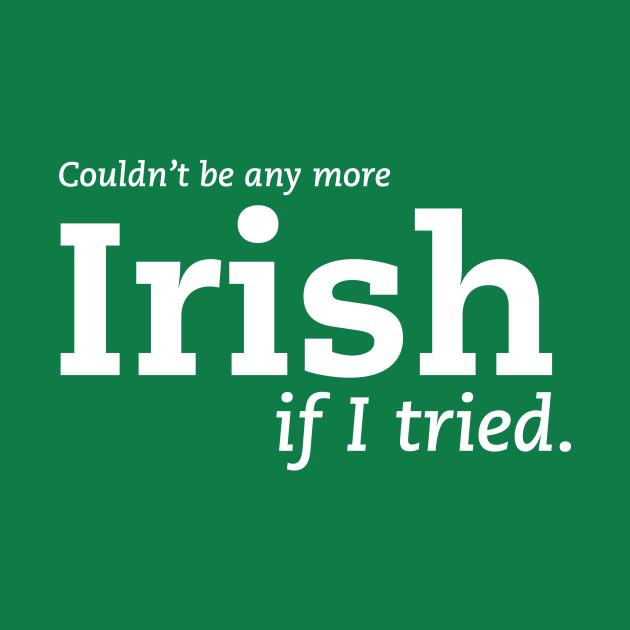 More Irish