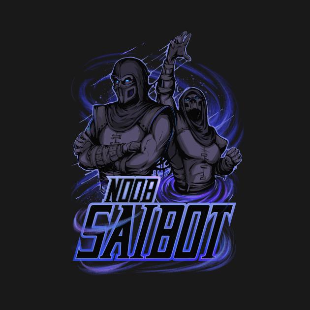 NOOB SAIBOT
