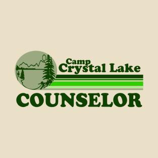 Crystal Lake 80s t-shirts
