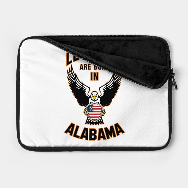 Legends are born in Alabama