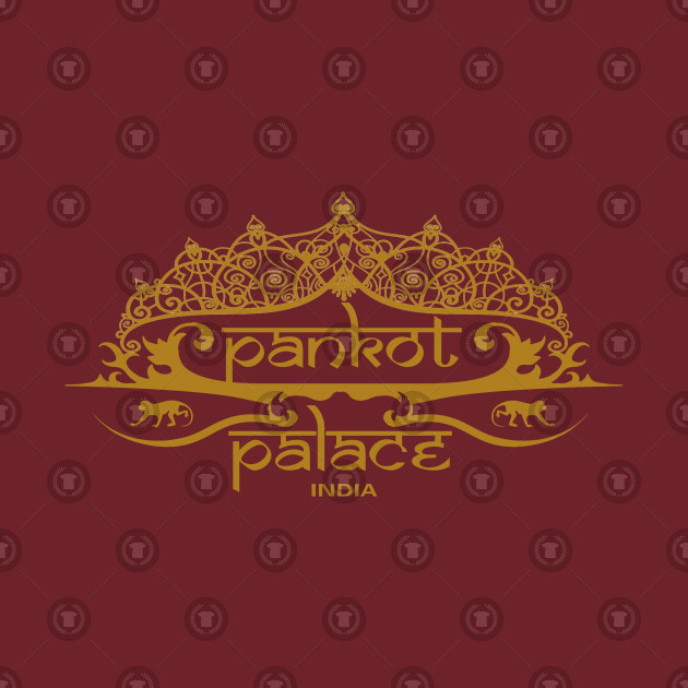 0a27f3410321 Pankot Palace - Pankot - T-Shirt