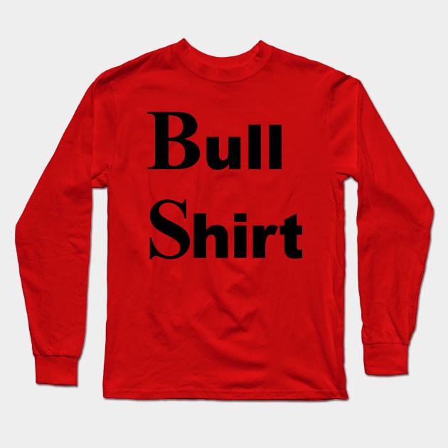 c7f03bd1a Lenny The Simpsons Bull Shirt - Bart Simpson - Long Sleeve T-Shirt ...