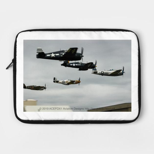 Americans Warbirds of WW2
