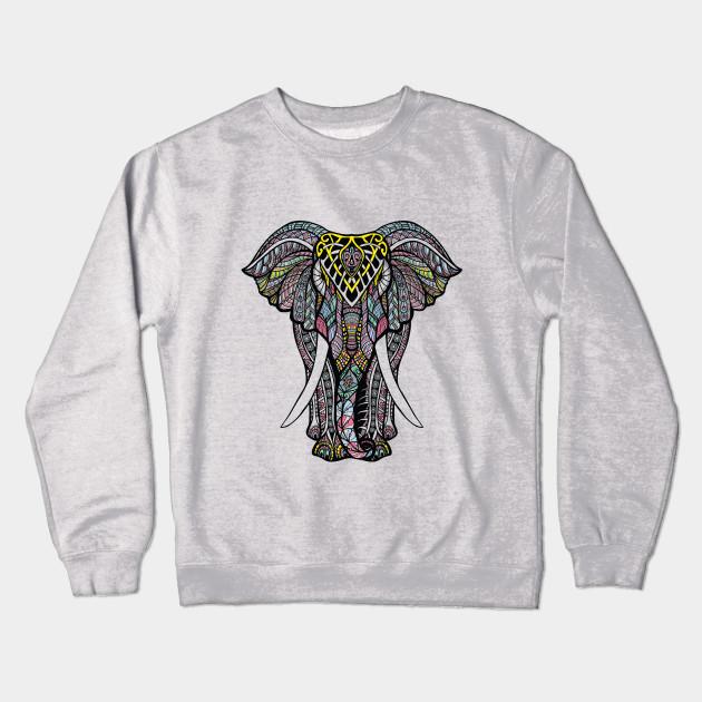 e119e03c Elephant T-Shirts - Drawing graphic Animals T-Shirt Long Sleeve High Quality  Graphic T-Shirts Unisex Crewneck Sweatshirt