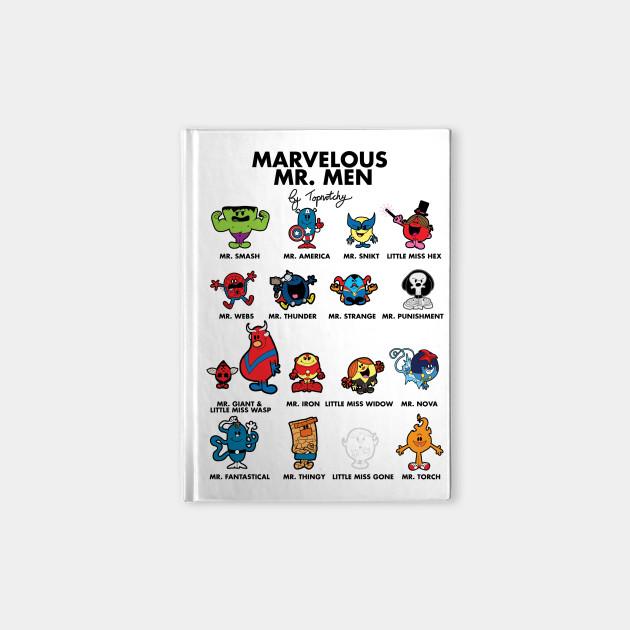 The Marvelous Mr Men