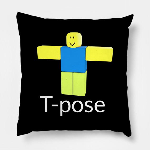 Roblox Noob T-Poze