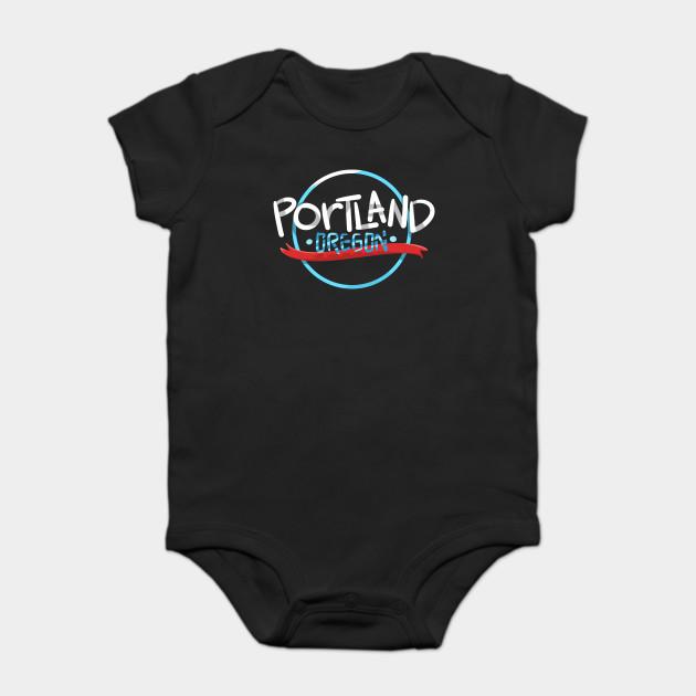Portland Oregon U S A My Home Love Portland T Shirt