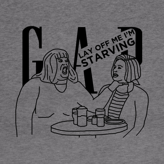 SNL - Gap Girls - Lay Off Me I'm Starving!