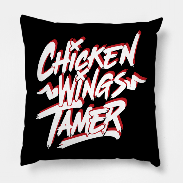 Funny Chicken Wings Tamer