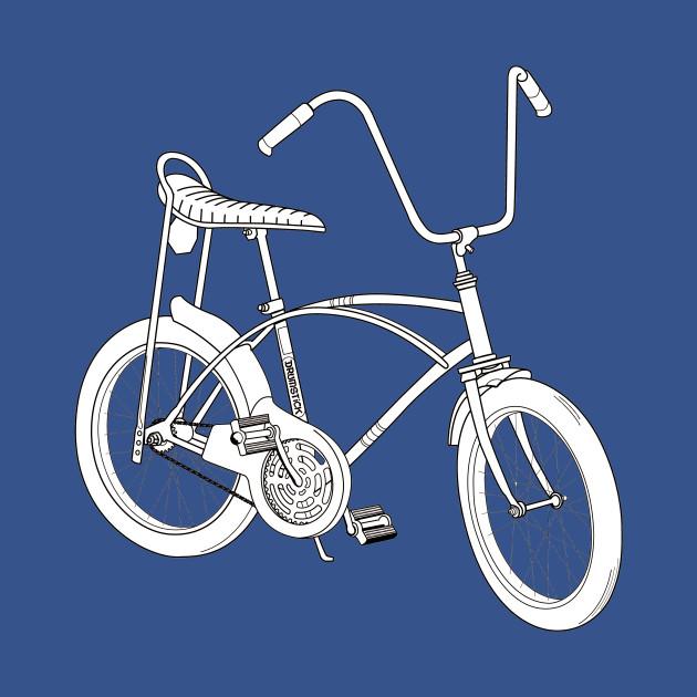 Free Spirit Chopper Bike by drumstick