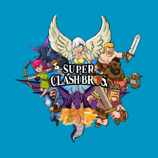 Clash Of Clans T-Shirts | TeePublic