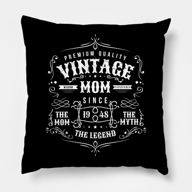 Vintage Mom Born 1948 Shirt