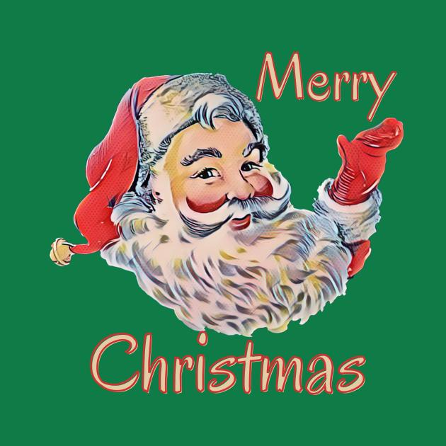 Classic Merry Christmas