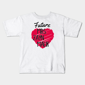 f787cb88 Zayn Malik Kids T-Shirts | TeePublic