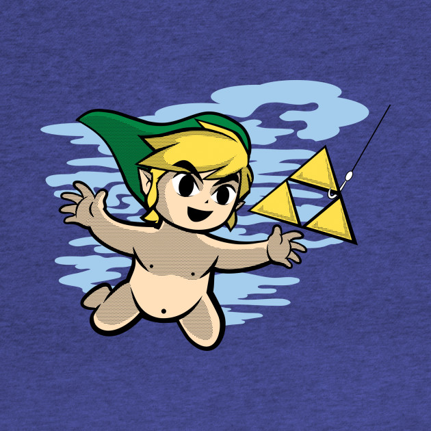 Smells Like Triforce