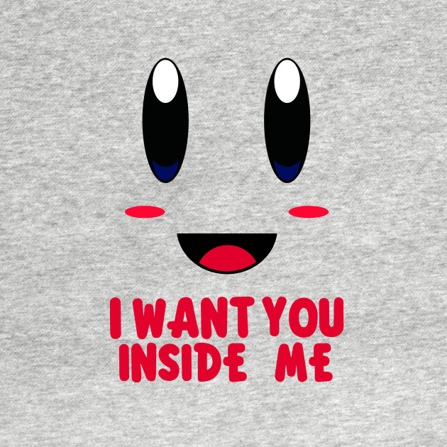 I want you inside me (Tank Top)