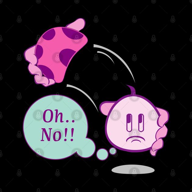 Funny mushroom cartoon